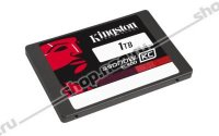 Накопитель Kingston 1TB SSDNow KC400 Drive SATA3 2.5