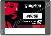 Накопитель Kingston 480GB SSDNow V300, LSI SandForce, SATA3 2.5