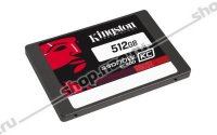 Накопитель Kingston 512GB SSDNow KC400 Drive SATA3 2.5