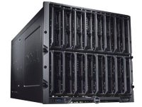 Блейд-система Dell PowerEdge M1000e, 8 блейд-серверов M610: 2 процессора Intel Xeon Quad-Core L5520 2.26GHz, 8GB DDR3