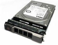"Жесткий диск Dell 4TB LFF 3.5"" SATA 7.2k 6Gbps HDD Hot Plug"